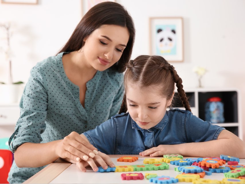 Occupational Therapy Specialties Children