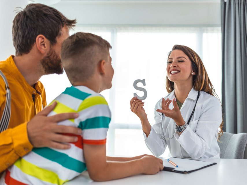 Speech Therapy Specialties