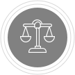 Integrity Icon Grayscale